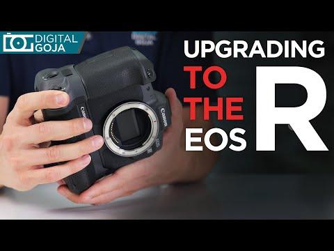 Before You Upgrade to the Canon EOS R & Canon EOS RP