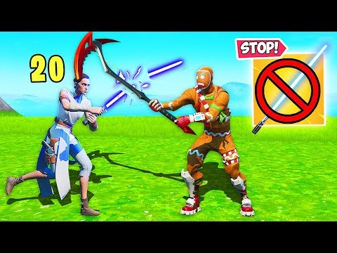 *NEW TRICK* CUT THROUGH LIGHTSABERS!!  – Fortnite Funny Fails and WTF Moments! #776