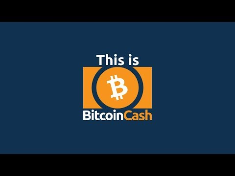 This is Bitcoin Cash