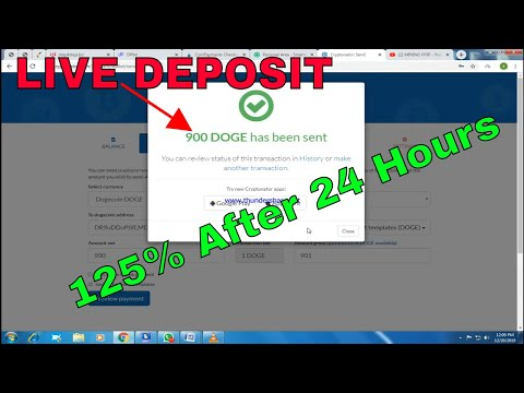 125% Earn After 24 Hours 2x2earn.club – Live Deposit 900 Doge-ZERO DAYS RUNNING SITE -DOGE EARNING