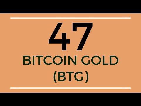 Bitcoin Gold BTG Price Prediction (20 Dec 2019)