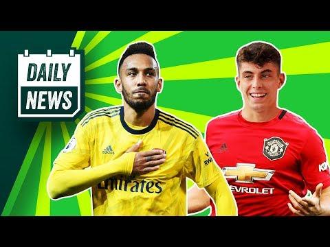 Arteta on verge of Arsenal + Havertz to United? ► Daily News