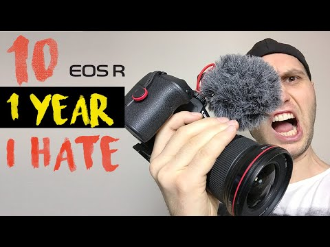 Canon EOS R AFTER ONE YEAR