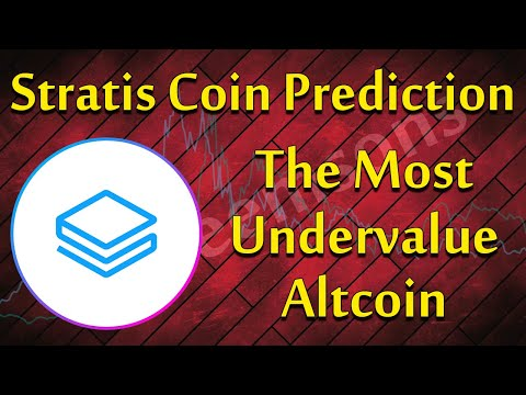 Stratis Coin Price Prediction | Most Undervalue Altcoin Buy Now 🚀🚀