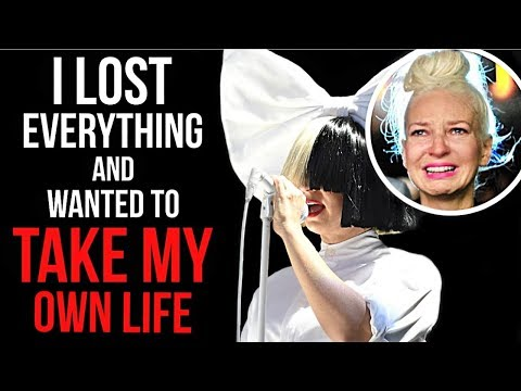 How Sia Beat Depression And Saved Her Life – Best Motivational Success Story To Never Give Up