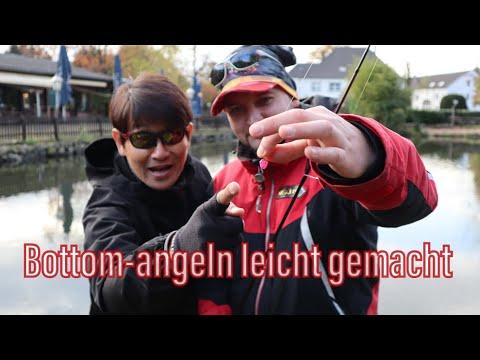Erwin meets Neo Style Bottom-Angeln leicht gemacht Part 1 Forellenangeln