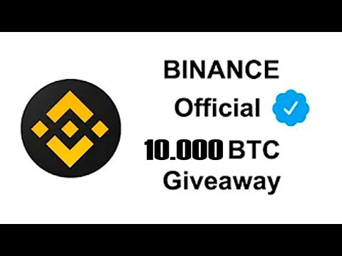 🔴BINANCE LIVE: Interview with Binance CEO C. Zhao. Announce BTC Giveaway🔴