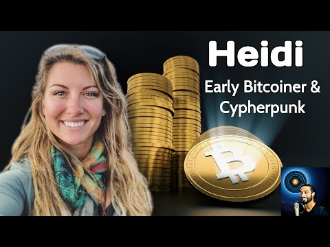 Interview with Heidi of Crypto Tips – Bitcoin OG & Cypherpunk (December 21st, 2019)
