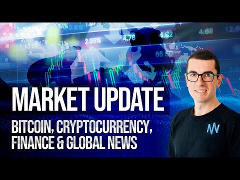 Bitcoin, Cryptocurrency, Finance & Global News – Market Update December 22nd 2019