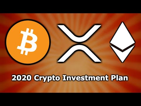 My 2020 Crypto Investment Plan – Bitcoin, Ripple XRP & Ethereum