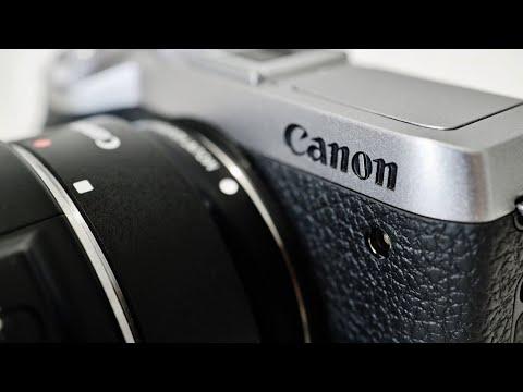 Canon EOS M6 ii: Mini-Review