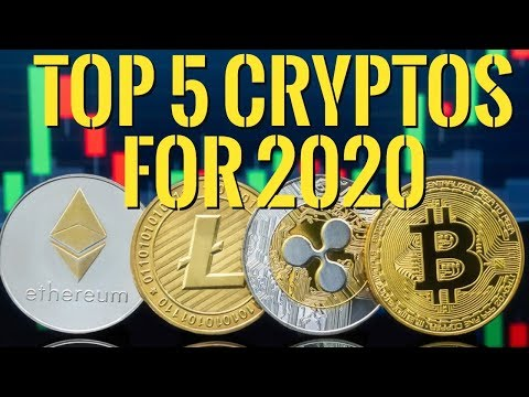 👉Top 5 Cryptos for 2020 — What's the Best Cryptocurrency to invest in 2020 ?