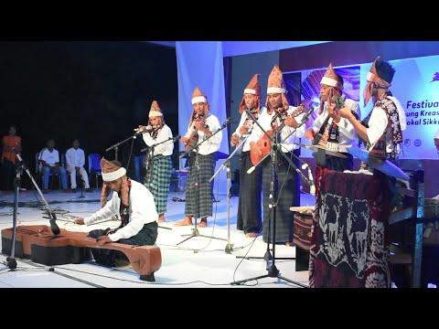 Kreasi Musik Kampung Witir Liin Desa Rubit Hewokloang