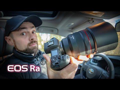 Canon EOS Ra (Astrophotography Road Trip)