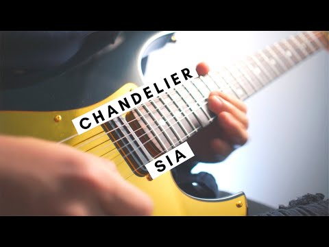 Sia – Chandelier (Guitar Cover) | Funtwo
