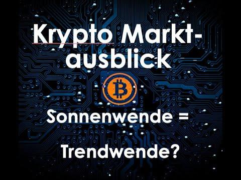 Sonnenwende = Trendwende, WeihnachtsKryptoSpezial – Bitcoin, Binance Cardano, EOS, NEO, IOTA, Ripple