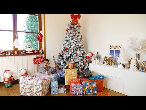 NOS CADEAUX DE NOËL 2019 ! – Swan & Néo ouvrent leurs cadeaux