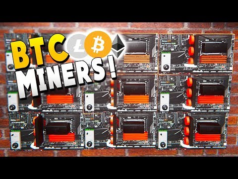 I Built a Bitcoin Miner and the Profits Have Been HUGE! – Internet Cafe Simulator Gameplay