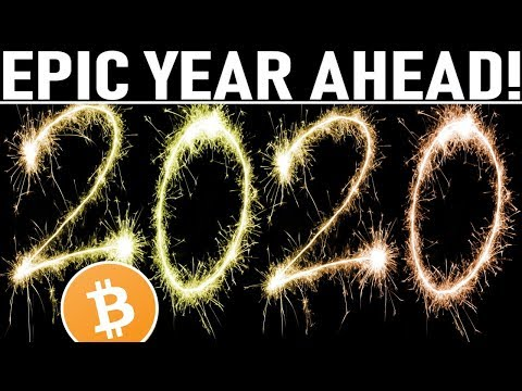 CRYPTO: EPIC 2020 AHEAD! BTC: END YEAR POSITIVE NOTE? CHINESE RAIDS ON BTC! MICROSOFT INCLUDES BTC!