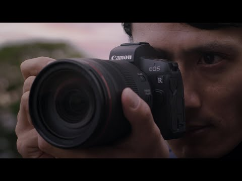 【EOS R system】TVCM 30s (Canon Official)