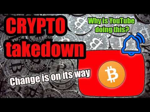 SHOCKING TAKEDOWN OF CRYPTO YOUTUBERS – THE WINDS OF CHANGE!