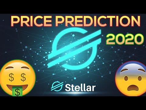 (XLM) Stellar Lumens Price Prediction 2020 & Analysis
