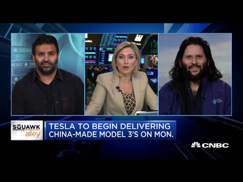 A lot of upside to Chinese market for Tesla, says The Verge's Patel