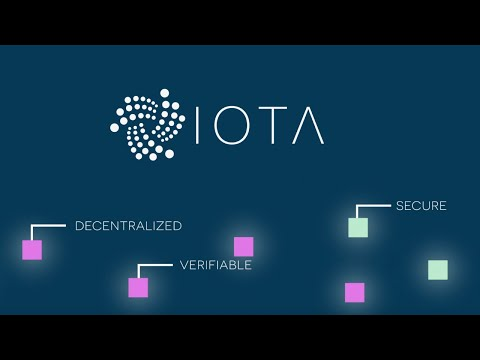 IOTA – the Tangle explained in 3 minutes!