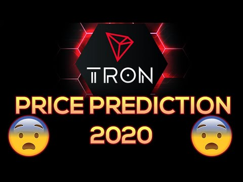 (TRX) Tron Price Prediction 2020 & Analysis