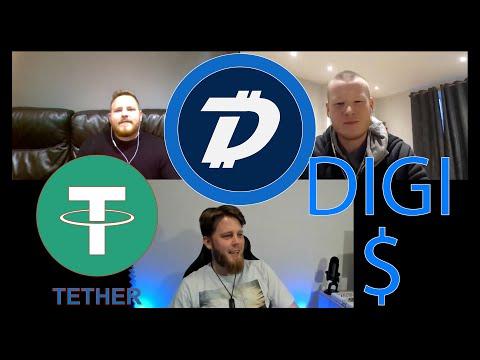 HUGE DEVELOPMENTS!! Digibyte Stablecoin DIGIDOLLAR! Digi Ambassador Josiah Explains! #Podcast