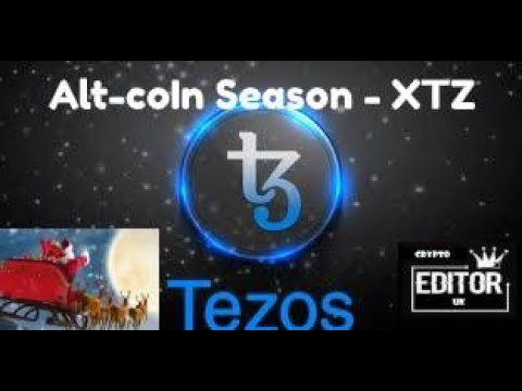 Alt-Coin Season – Review of XTZ