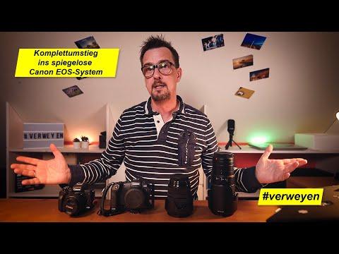 Versaut von der Canon EOS R – Komplettumstieg in die spiegellose Canon Welt und was 2020 kommt…