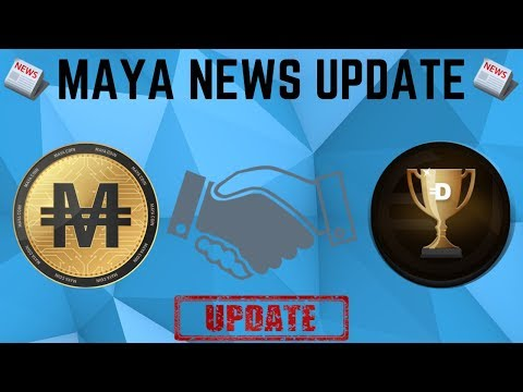 MAYA Savings App Launching By 2019, ERC 20/23 Wallets Coming, and More!