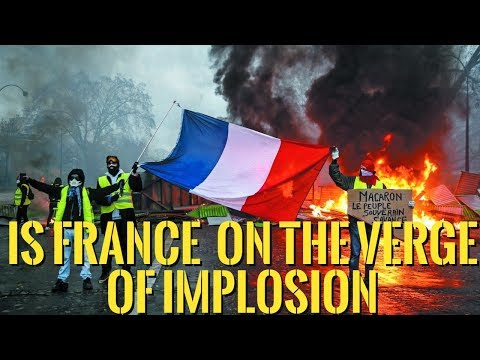 👉Is France's Economy on The Verge of Collapse ?