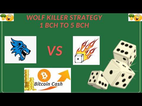 Dice game killer Strategy !! Win 10$ per Minute !! 5 Bitcoin Cash Profit