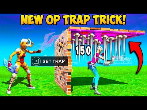 *IMPOSSIBLE* TELEPORTING TRAP IS OP!! – Fortnite Funny Fails and WTF Moments! #786