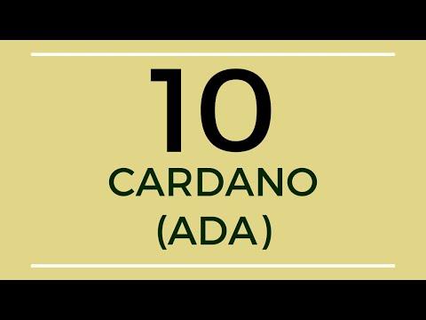 Cardano ADA Price Prediction (30 Dec 2019)