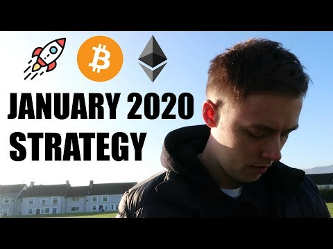 🧠 UPDATE: Crypto Investing Strategy – January 2020