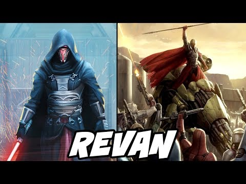 Why Darth Revan Always Wears a Mandalorian's Mask [Old Republic Neo Crusaders] – Star Wars Explained