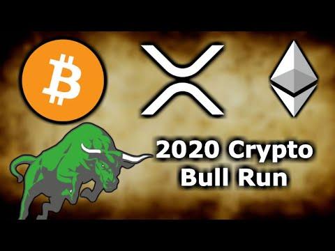 5 Reasons Why I'M BULLISH on BITCOIN & CRYPTO in 2020