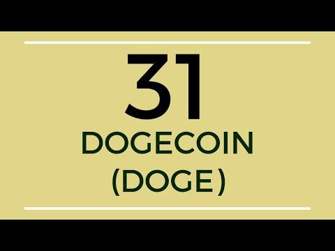 Dogecoin DOGE Price Prediction (1 Jan 2019)