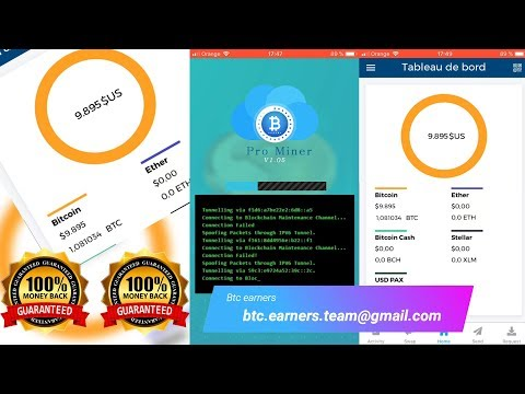 bitcoin mining/Minier app 2019 payment proof