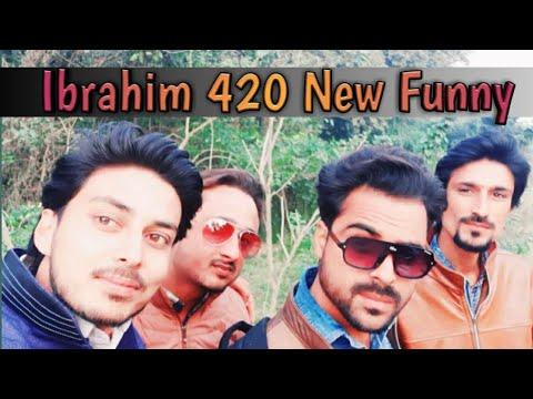 Ibrahim 420 new funny||Desi cartoon network||DCN||