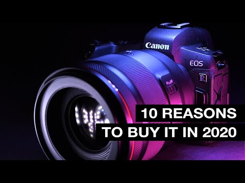 Canon EOS R 10 Reason to buy it in 2020