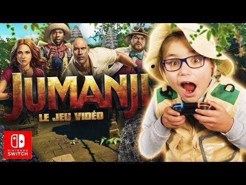 SWAN RAGE SUR JUMANJI !!!  (Nintendo Switch)