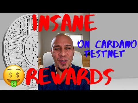 Cardano Staking Rewards are Insane 🤑