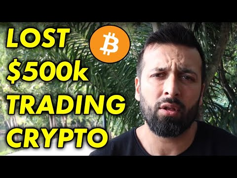 He Lost $500k and Went Broke Trading Crypto | Lesson For All Bitcoin Investors