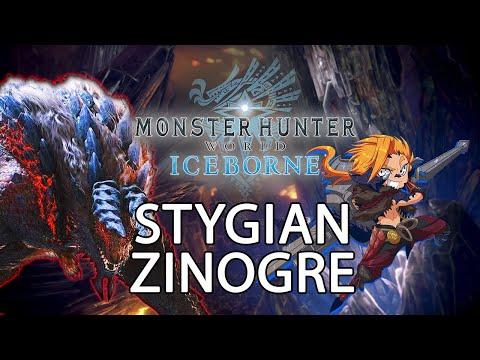 ZAPPY DOGE OF BORKNESS! (Stygian Zinogre release)