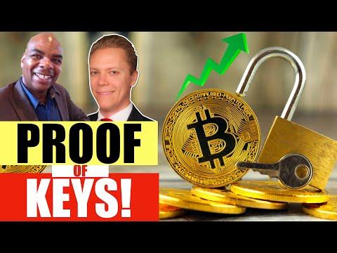 Bitcoin Keys: Trace Mayer & Davincij15