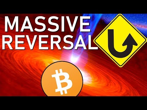BITCOIN'S MASSIVE REVERSAL!?  100m NEWBIES COMING IN CRYPTO!  FIAT FAILING!  BANKS ADOPTING CRYPTO!